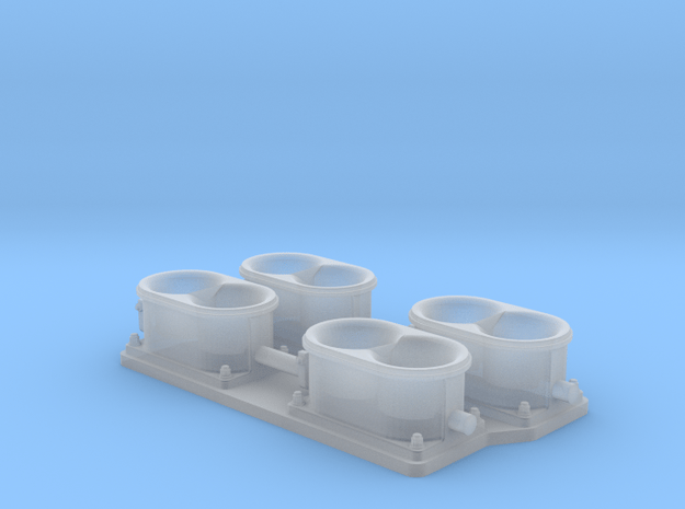 manifold plate in Smoothest Fine Detail Plastic