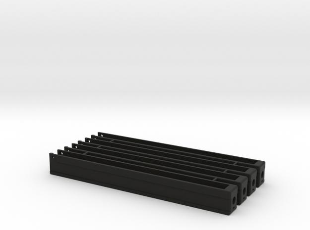 Set Binnendelen Magirus stempel in Black Natural Versatile Plastic