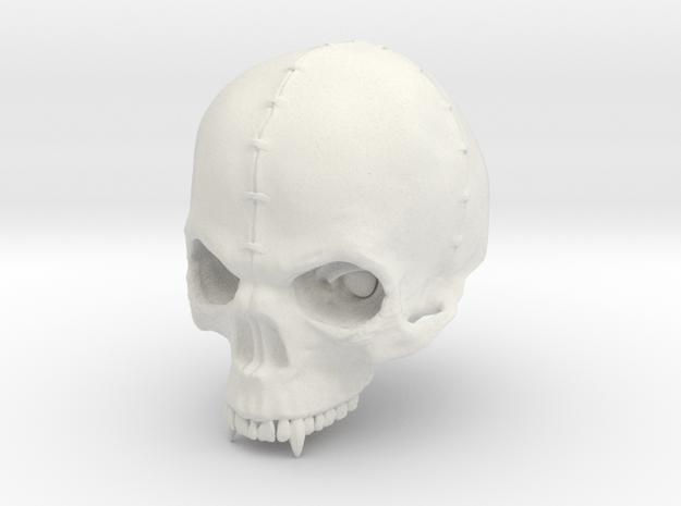 Vampire Brute Elder in White Natural Versatile Plastic