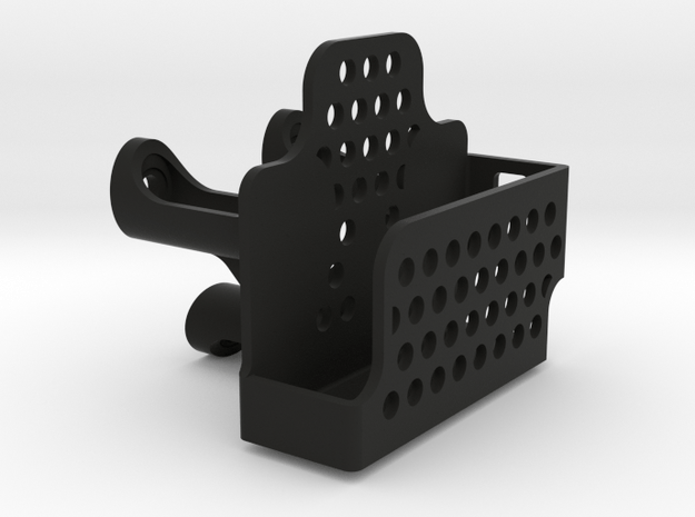 Teradek Bolt 600 to SmallHD702 in Black Natural Versatile Plastic