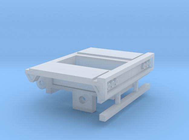 Flip Axle in Smooth Fine Detail Plastic
