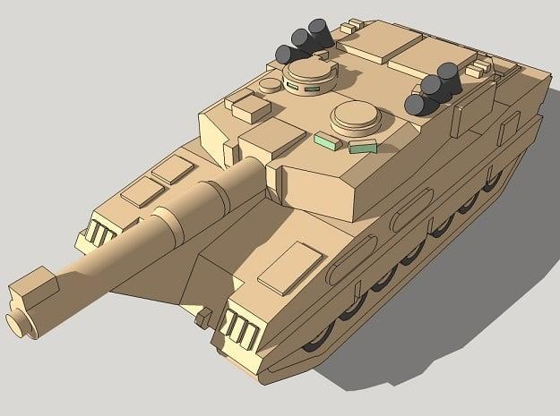 3mm SADF Tank Tech Demonstrator (TTD) (24pcs)