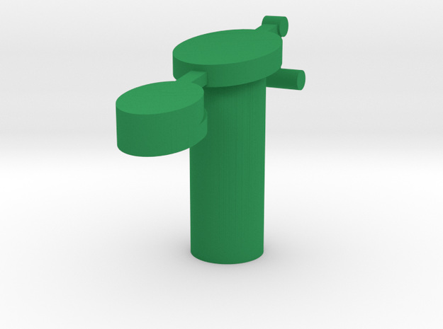 GroWall System Top Cell Plug in Green Processed Versatile Plastic