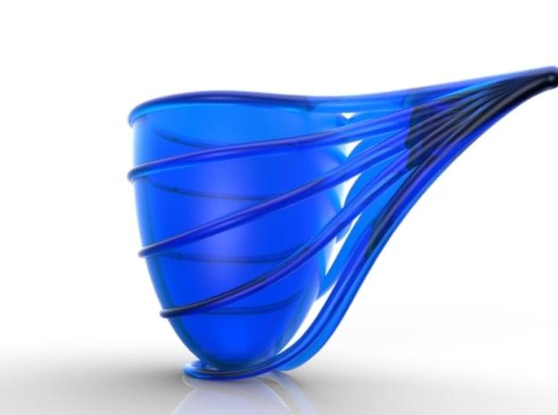 BIOMORPH in White Natural Versatile Plastic