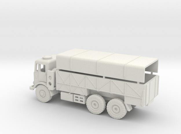1/87 Leyland Hippo  in White Natural Versatile Plastic