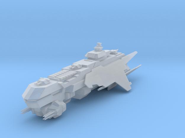Panzer Cruiser in Smooth Fine Detail Plastic