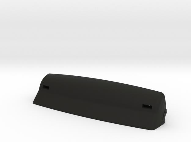 Sun visor Sonnenblende 1:14 Tamiya Mercedes NG in Black Natural Versatile Plastic