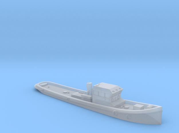 Wasserboot I (1911) in Smoothest Fine Detail Plastic: 1:1250