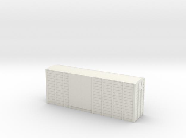 BM4-205 SAR NG-O 009 in White Natural Versatile Plastic