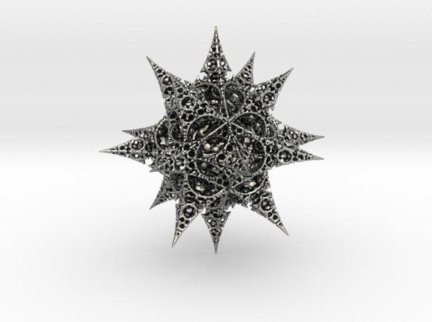 Gone  ̶f̶i̶s̶h̶i̶n̶g̶  Supernova (35mm) in Antique Silver