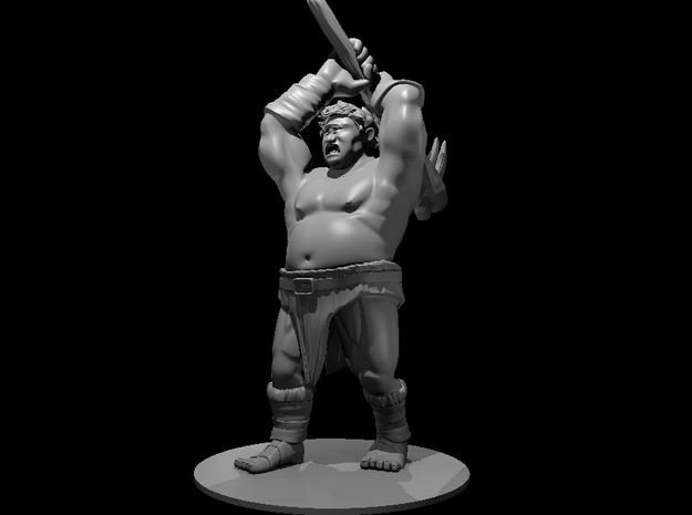 Cyclops Updated in White Natural Versatile Plastic