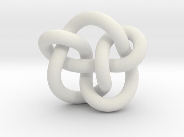 B&G Prime 7.7 in White Natural Versatile Plastic