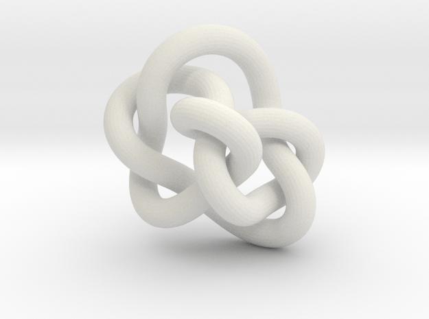 B&G Prime 8.5 in White Natural Versatile Plastic