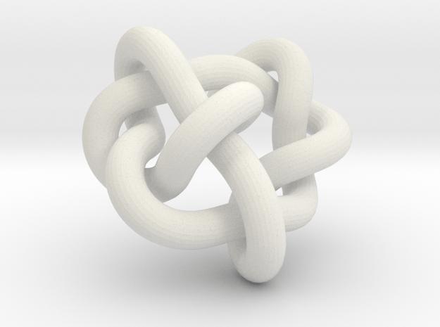 B&G Prime 9.5 in White Natural Versatile Plastic