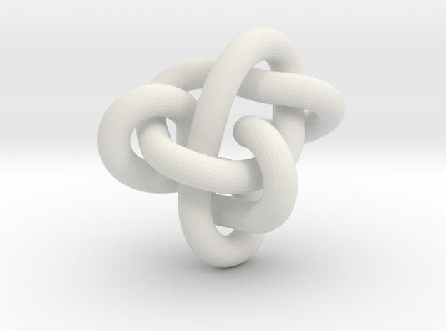 B&G Prime 9.11 in White Natural Versatile Plastic
