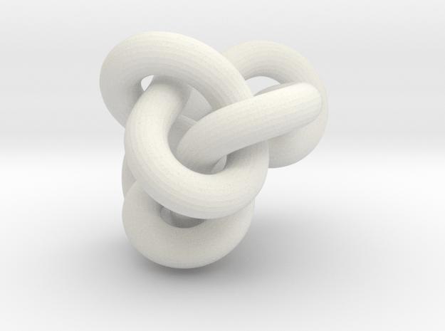 B&G Prime 9.17 in White Natural Versatile Plastic