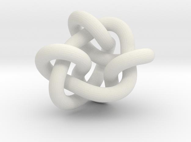 B&G Prime 9.20 in White Natural Versatile Plastic
