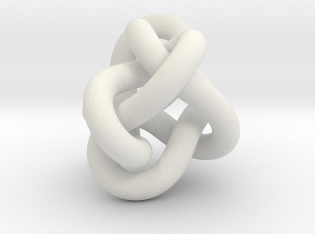 B&G Prime 9.23 in White Natural Versatile Plastic