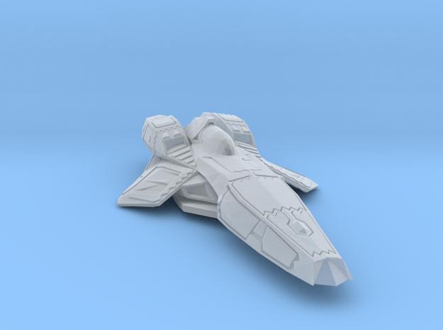stealthstar_3.7 in Smooth Fine Detail Plastic