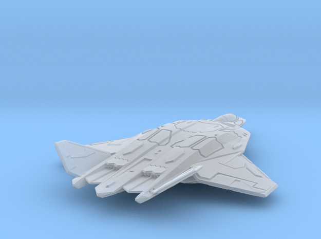 UNSA_Jackal 4inches in Smooth Fine Detail Plastic