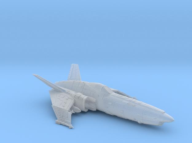 Caprica_Viper in Smooth Fine Detail Plastic