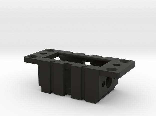 Mashima motormount voor Minitrix NS1100 in Black Natural Versatile Plastic