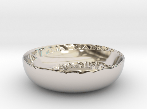 The Bowl-ed And The Beautiful in Platinum