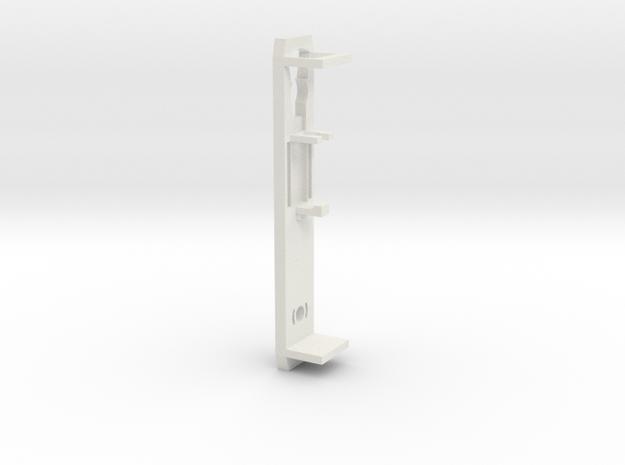 Z Underframe  in White Natural Versatile Plastic