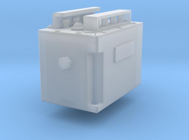 Manzell Oiler- Hicks Marine Engine in Smooth Fine Detail Plastic: 1:12