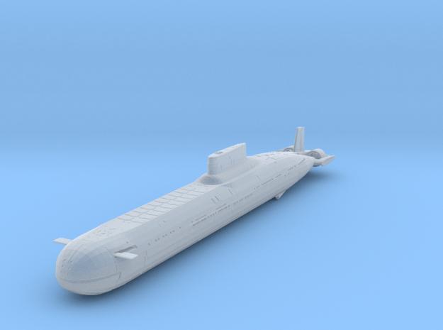 typhoon submarine in Smooth Fine Detail Plastic