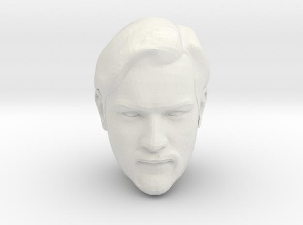 Obi Wan Kenobi   CCBS Scale in White Natural Versatile Plastic