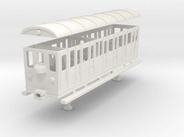 wengernalpbahn person wagon coach h0e b 22
