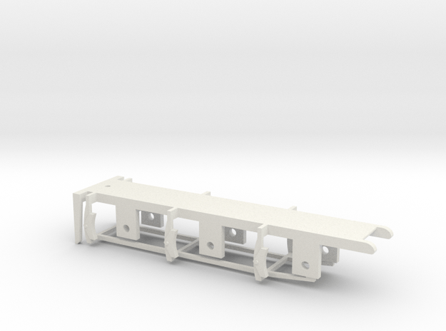 FR K2 / Cambrian Tender - 00 Chassis