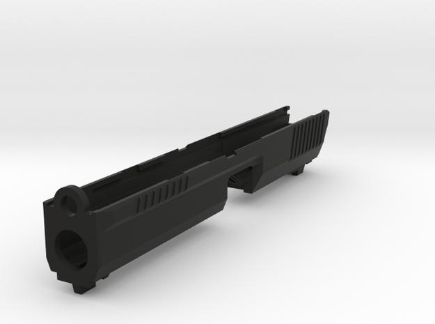 MK23 SOCOM slide in Black Natural Versatile Plastic