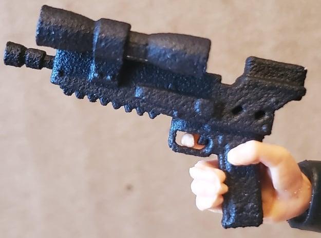 Brilliant Imperial Blaster 2 in Black PA12