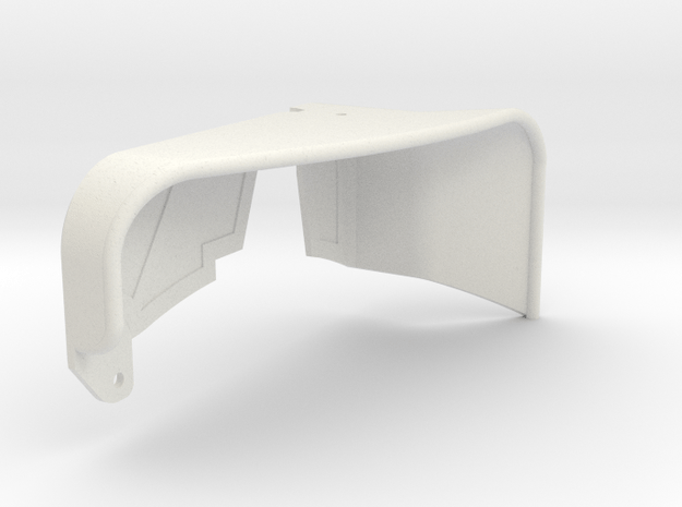 Fender Left Front SCX10.2 Cherokee in White Natural Versatile Plastic