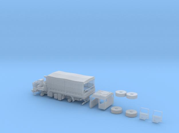 IVECO M-170 Mejorado-piezas-1-72-SH in Smoothest Fine Detail Plastic