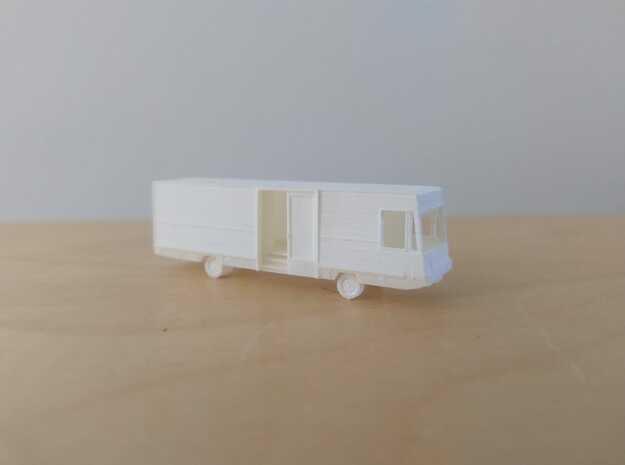 SRV wagen scale N 1:160 in Smooth Fine Detail Plastic