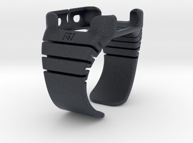 Apple Watch - 44mm small cuff  in Black PA12