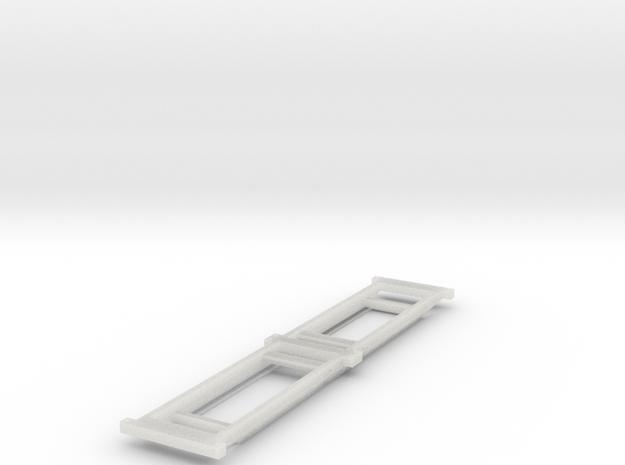 Innofreight Schmalspur Container-Träger in Smooth Fine Detail Plastic