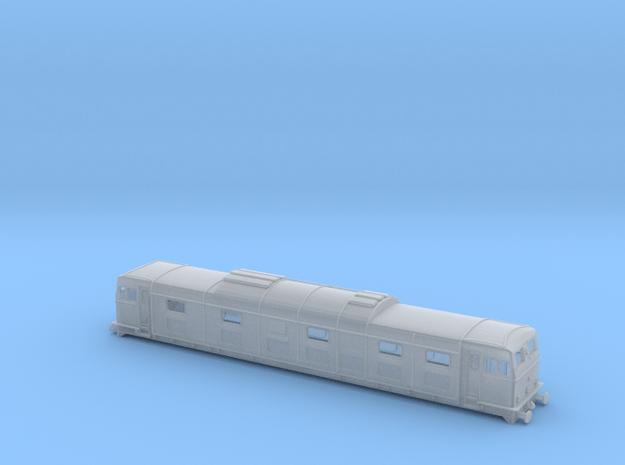 British Rail EM2  TT 1:101.5 in Smooth Fine Detail Plastic