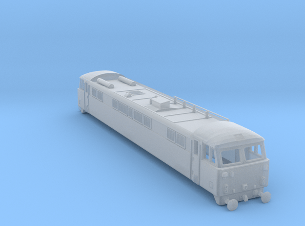 Farish 87 Replacement Bodyshell (87002 current) in Smooth Fine Detail Plastic