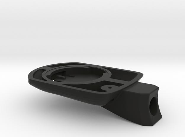 Wahoo Elemnt Bolt Easton ICM Mount - No Logo in Black Natural Versatile Plastic
