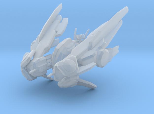 Starcraft Raven in Smooth Fine Detail Plastic