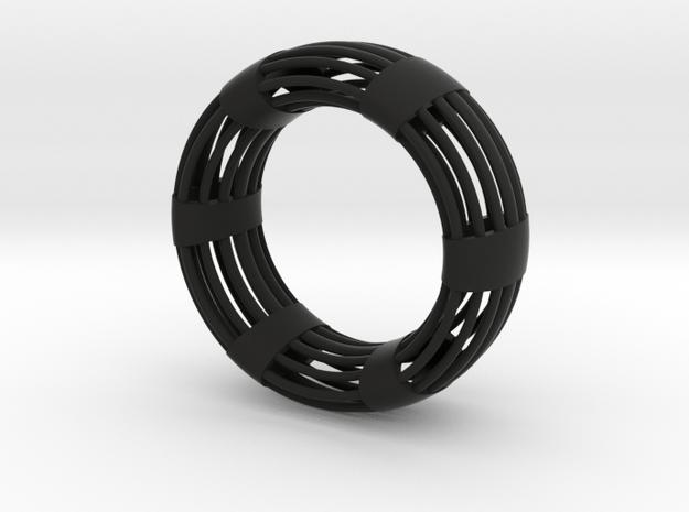 CircuitoDoce in Black Natural Versatile Plastic