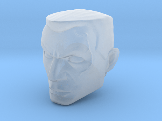Animated Captain Cody for 1:12 scale in Smooth Fine Detail Plastic
