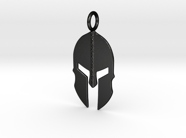 Gladiator 1 in Matte Black Steel