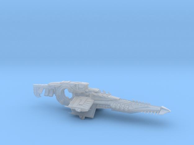 Arc_cruiser_115 in Smooth Fine Detail Plastic
