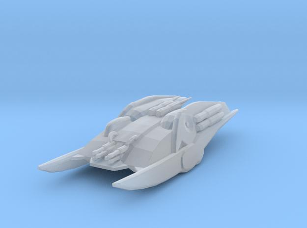 Cylon heavy Raider in Smooth Fine Detail Plastic