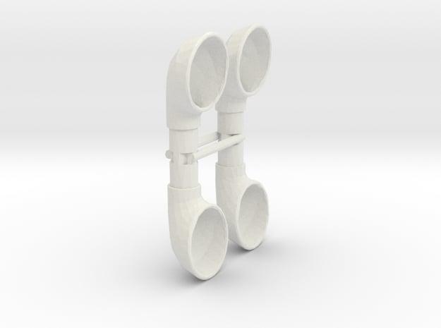 LCM3 1:24 in White Natural Versatile Plastic